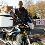 Motorcycle riders: on a deadly mission?