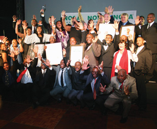 Proud recipients of NOSA five-star and NOSCAR awards, among them many individual, international and first time winners.