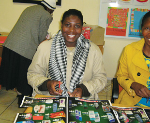 ECD training at Refilwe School equips teachers with the ability to provide hours of educational fun.