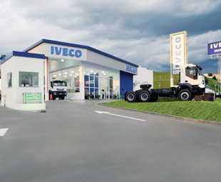 Iveco Brazil opens one of world's most ecological buildings
