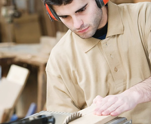 High levels of noise can be as dangerous as any equipment you use.