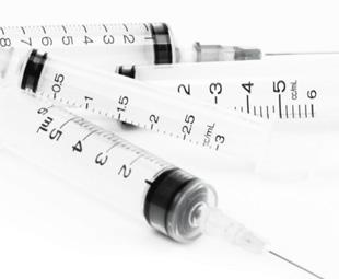Bins and needles