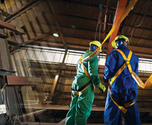 Dromex shows its commitment to PPE