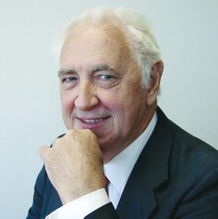 Robin Jones, Saiosh president.