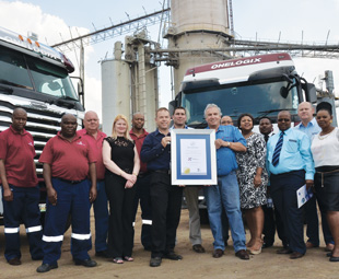 Onelogix United Bulk teams up with Mercedes-Benz South Africa, and its partner organisations, to enhance the wellness and safety of the company's employees, their families and other road users.