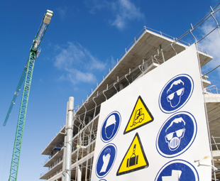 Safety signs – not just for decoration