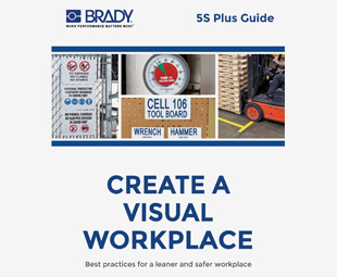 5S Plus Guide: Best practices for a leaner and safer workplace