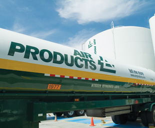 Air Products South Africa aims high