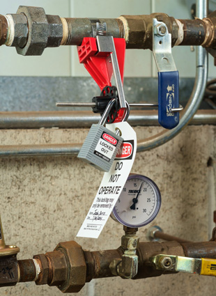 """Get the Guide and """"go for zero"""" with lockout/tagout"""