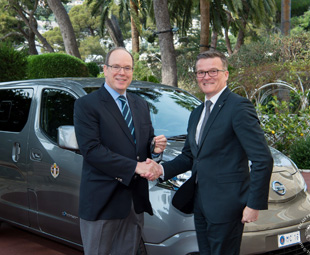 Palace of Monaco sets off on green journey