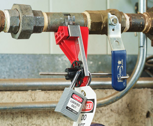 """""""Go for zero"""" with lockout/tagout"""