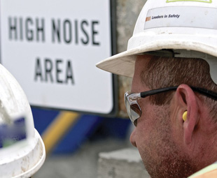 Prevent hearing loss in mining