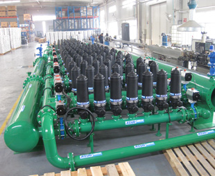 Wastewater filtration on the up