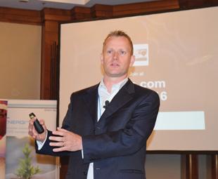 GE's Jan Jaap van der Bij is one of many happy Gensuite customers.