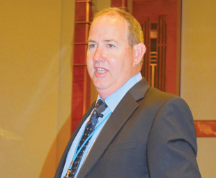 Brian Darlington, group head of safety and health at Mondi, stressed that safety has to come from the heart.