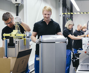 Mercedes-Benz Energy - for all your stationary energy storage needs