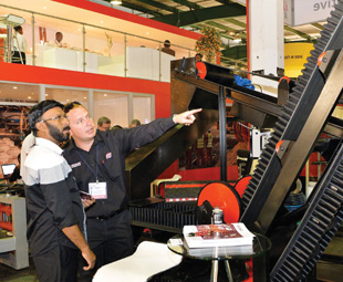 More than 850 exhibitors and 35 000 visitors are expected this year. Numerous seminars and conferences will allow delegates to update themselves on industry issues.