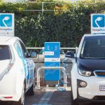 Nissan and BMW electrify V&A's parking