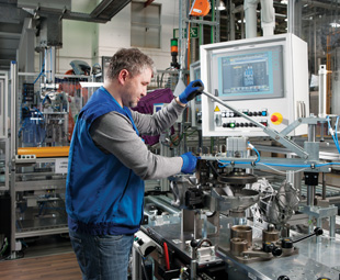BMW's Dingolfing plant has a section staffed only by people over 50.