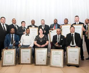 Eleven awards for SGB-Cape