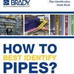 Brady's guide helps identify pipes everywhere
