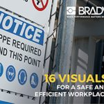 16 visuals to increase safety and efficiency