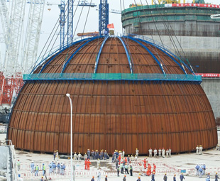 Chinese premier stresses safety and quality at nuclear plant