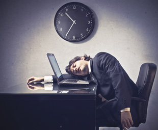Sleep is good for business