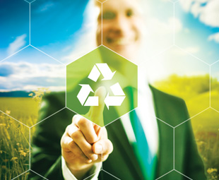 New ways to clean up waste