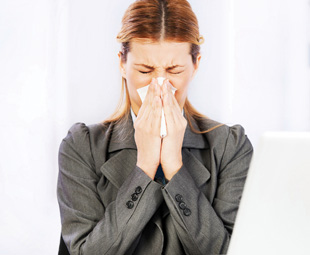 Suffering from sick- building syndrome?