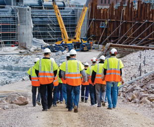 FEM is the only private organisation, licensed by  the DoL, that provides COIDA cover for the construction industry.