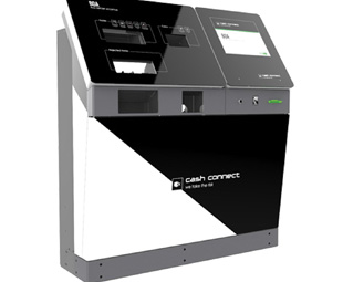 Self-service bulk ATM to eliminate paperwork and reconciliation
