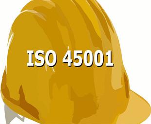 ISO 45001 PUBLISHED