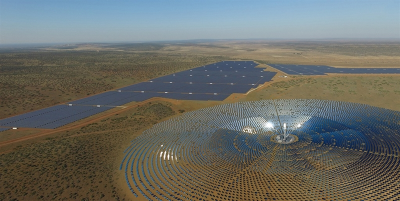 The 100 megawatt power station will deliver a stable supply of clean electricity to the equivalent of more than 200 000 South African homes each year